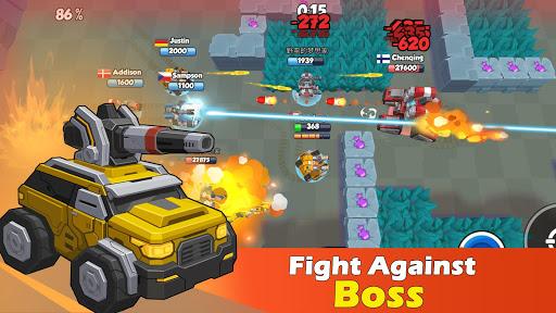 TankCraft 2: Online War  captures d'écran 3
