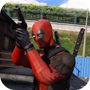 Ultimate Deadpool Simulator 3D