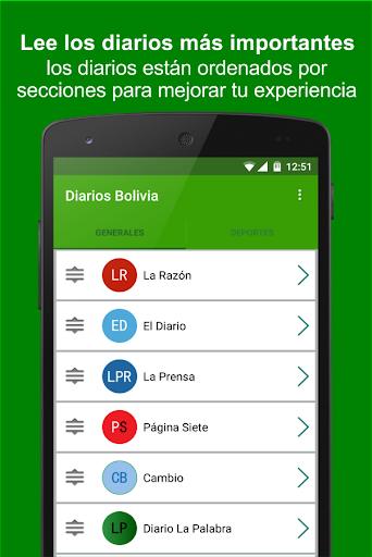 Diarios Bolivia