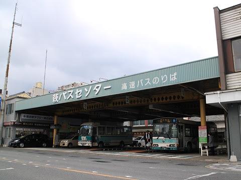 防長交通萩バスセンター