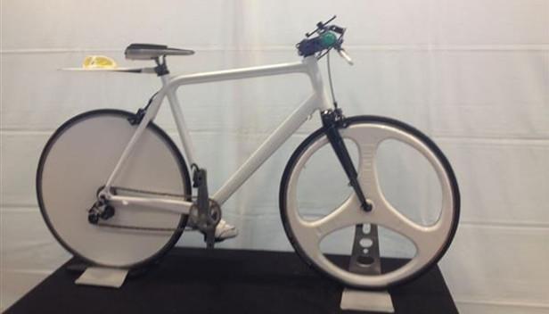 Flam王D представляет полностью напечатанный на 3D-принтере велосипед
