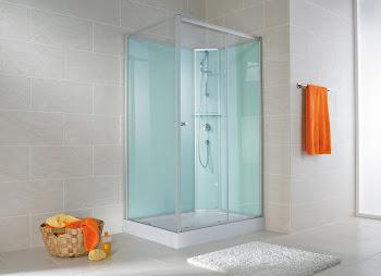 Cabine de douche intégrale Ibiza