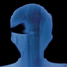 Photo: 18_Memoires photogramme 50x50cm sur papier bleu © Olivier Perrot 1996