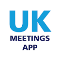 UK Meetings App icon