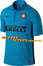 Photo: Inter de Milán 3ª * Camiseta Manga Corta