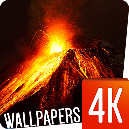 Download Volcanoes Wallpapers 4K for PC