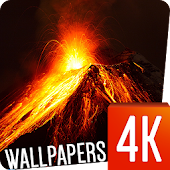 Volcanoes Wallpapers 4K