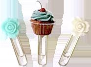Cupcake Titan Clip Trio