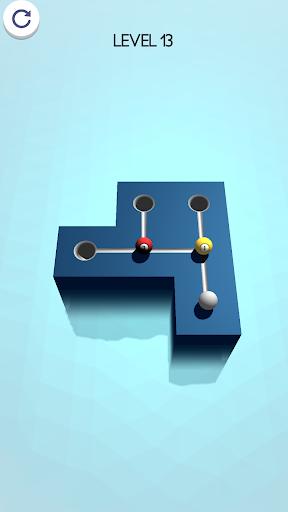 Marble Balls Maze Puzzle  screenshots 8
