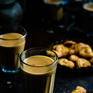 Adrak Wali Chai / Ginger Tea.