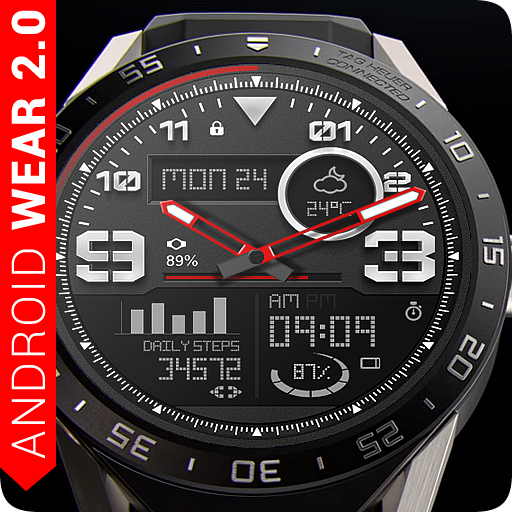 N-touch Watch Face