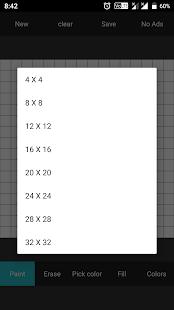 8bit Painter - Pixel Painter - náhled