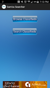 Samba Searcher Free screenshot 0