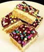 Peanut Butter Crispy Nougat Bars By Nor Recipe