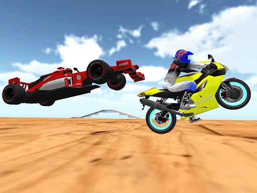 motorcycle infinity driving simulation extreme  screenshots 14