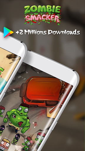 Zombie Smacker : Smasher - Ant Smasher  screenshots 2