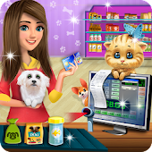 My Little Pet Shop Cash Register Cashier Games