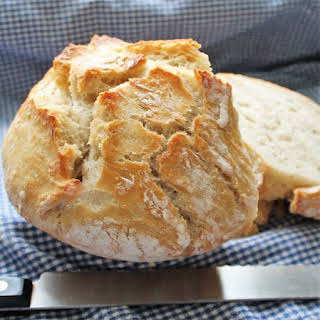 Crusty Bread (Baked in a Bowl!).