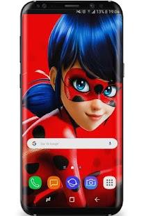 Wallpaper Ladybug HD+ - náhled
