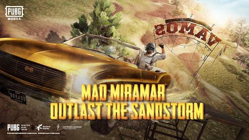 PUBG MOBILE - Mad Miramar screenshot 1