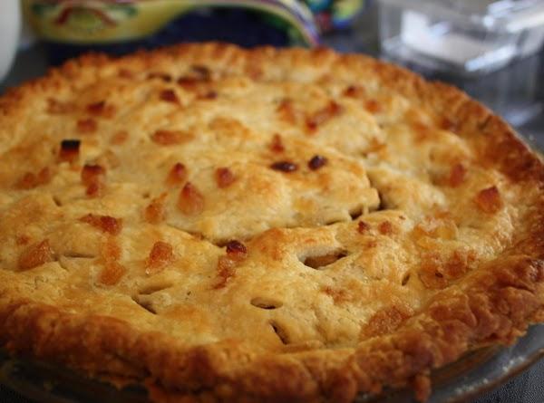 Apple Pear Ginger Pie Recipe