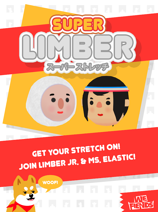 Super Limber- screenshot