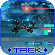 ✦ TREK ✦ Total Launcher Theme