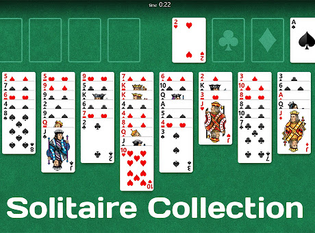 Solitaire Games - World Collection