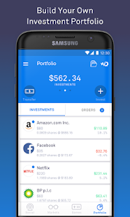 invstr- screenshot thumbnail