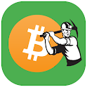 Cloud BTC - Bitcoin Cloud Mining icon