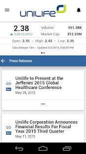 Unilife IR- screenshot thumbnail