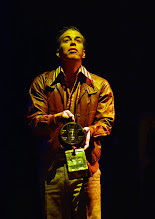 Photo: Wien/ Kammerspiele: AUFSTIEG UND FALL VON LITTLE VOICE von Jim Cartwright. Inszenierung Folke Braband. Premiere 7.5.2015. Matthias Franz Stein. Copyright: Barbara Zeininger