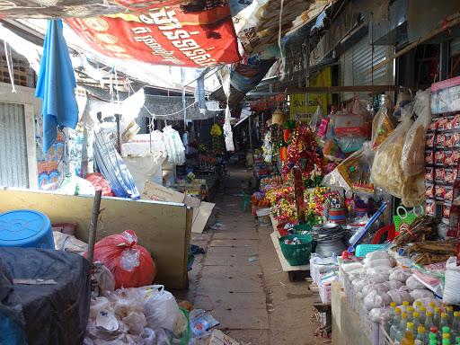 Kralanh Market