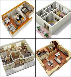 How to mod 3d small house plans idea 1 0 apk for pc for Home design 3d mod apk