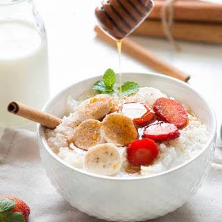 Breakfast Rice Porridge Recipes.