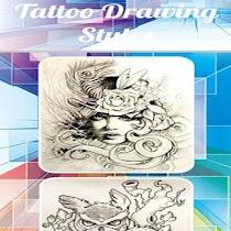 Tattoo Drawing Styles - screenshot thumbnail 04
