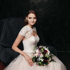 Wedding photographer Katerina Dubrovskaya (katdubrouskaya). Photo of 07.10.2016