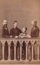 Photo: LS, Giovanni y precettores Sforza y conde Coronini - Florencia Fotografía cortesía archivo Dr. C.Giunti
