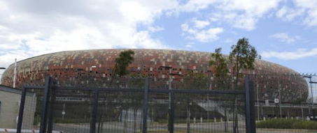 Soccer City. File photo.