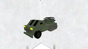 ロケット砲搭載車gri-j 1542
