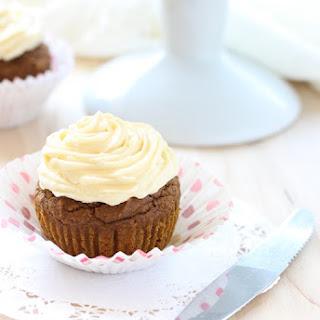 Sweet Potato Quinoa Flour Cupcakes {gluten-free}