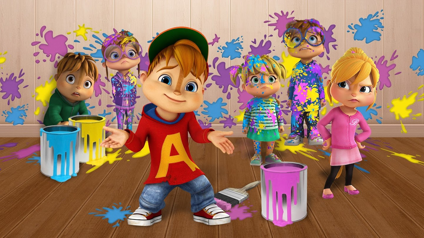 Watch Alvinnn!!! and the Chipmunks live