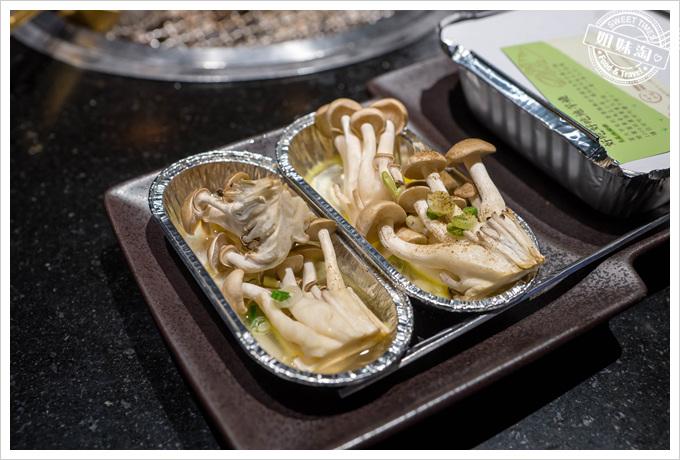 碳佐麻里奶油鴻喜菇