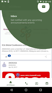 ACO - ASEAN Community Platform - náhled