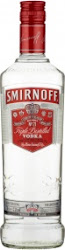 Smirnoff Red Label Vodka - 700ml