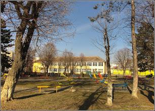 """Photo: Turda - Str. Rapsodiei, Nr.1 - Scoala  """"Avram Iancu""""    - 2019.02.19"""
