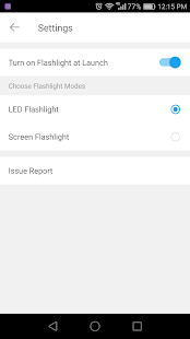 Flashlight Plugin- screenshot thumbnail