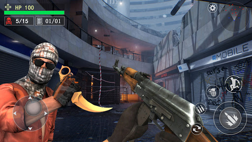 FPS new commando secret mission-free shooting game apkmr screenshots 5