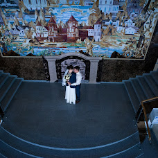 Wedding photographer Anna Evstrat (evstrataa). Photo of 09.11.2017