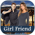 Girlfriend Photo Editor - Photo With Girlfriend icon
